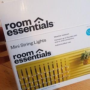 Mini string lights 100